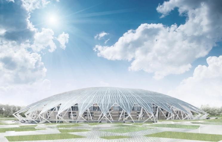 Футбольный стадион в Самаре может получить имя Cosmos Arena