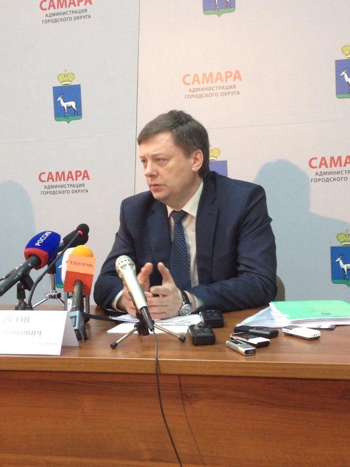 Олег Фурсов стал почетным выпускником СГАУ