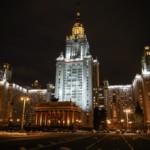 МГУ занял 25 место в рейтинге 100 лучших вузов мира