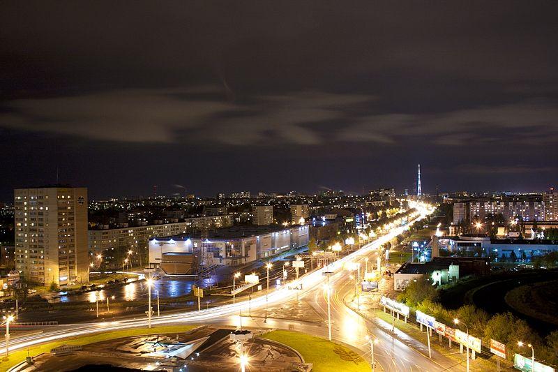 Участок Московского шоссе до станции метро Московская отремонтируют к 31 августа