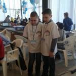 Робомарафон: официальные лица, электрогитары, умные дети и страшно интересно