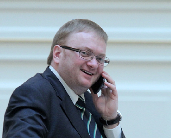 Милонов поддержал антиабортную инициативу Сивиркина