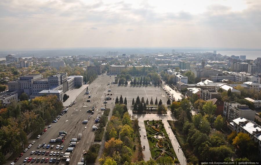 Сегодня на площади Куйбышева школьникам расскажут, что же такое - запасная столица