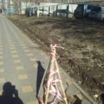 Партия Навального просит прокуратуру проверить расходы на ремонт проспекта Ленина