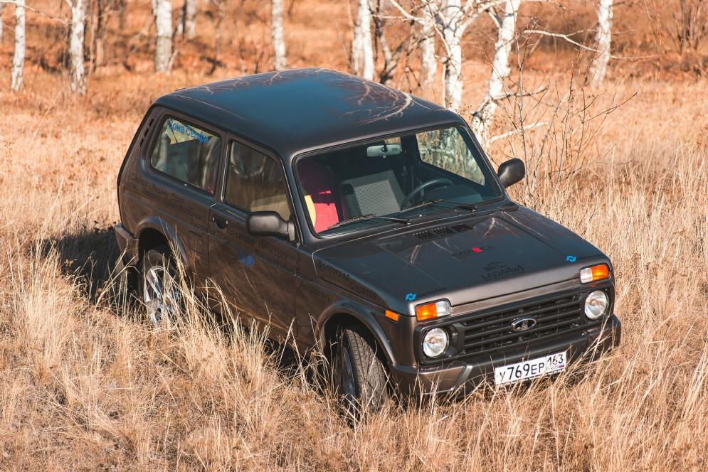АвтоВАЗ запускает производство Lada 4x4 Urban уже сегодня
