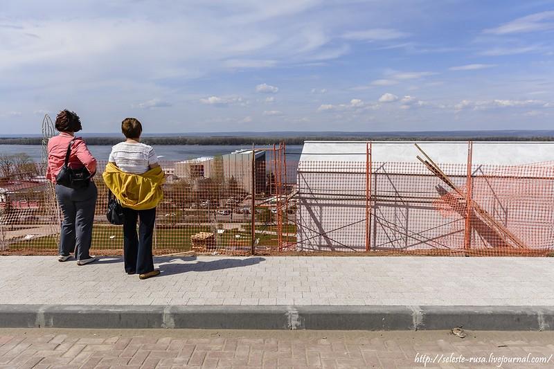Соавтор проекта стены на площади Славы дополнительно прокомментировал свое интервью