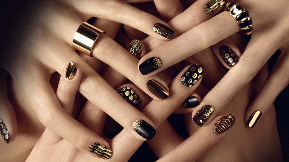 Модный дизайн ногтей в этом году