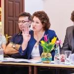 Ольга Рыбакова больше не министр культуры