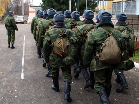 Призывником в Самарской области стал бывший гражданин Украины