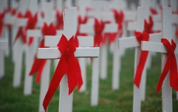 Скандал в СПИД-центре