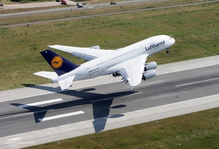 Lufthansa улетит из Самары и не обещает вернуться