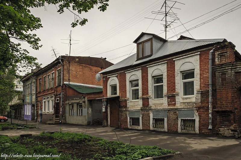 14 фасадов старинных домов отреставрируют в этом году