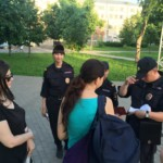 В Самаре состоялся пикет в защиту образования