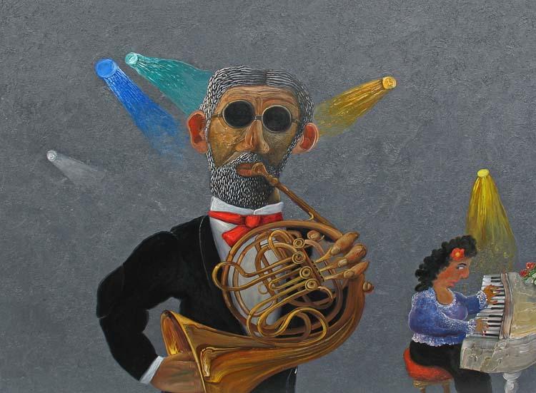 В городском саду сыграет духовой оркестр