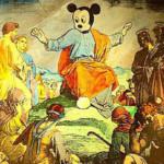 Умирать за родину и рисовать Микки Мауса запрещено законом