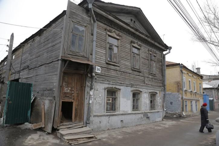 Сегодня в Самаре начнется фестиваль восстановления старинных домов
