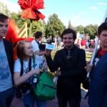 СамГУ официально заявил, что в митингах против ликвидации университета его студенты не участвовавали