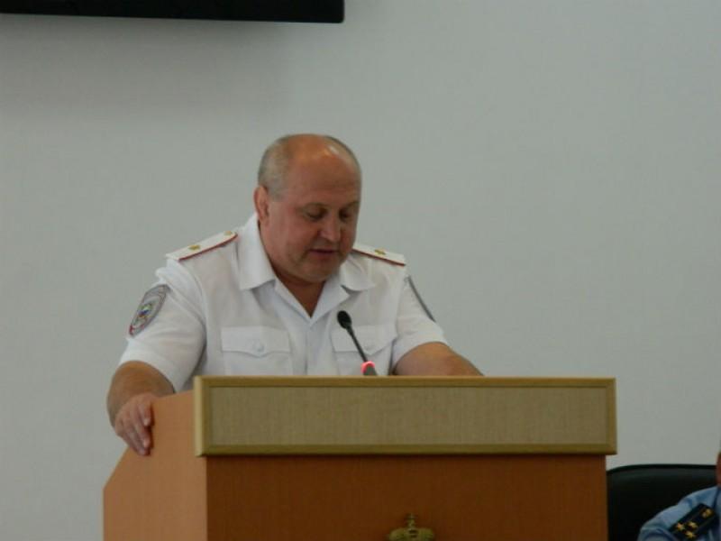 Николай Турбовец покинул пост начальника полиции