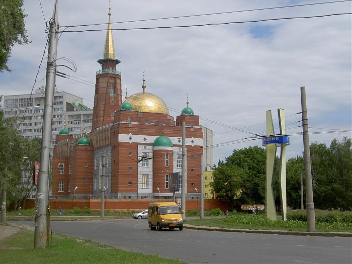 Ураза Байрам  - и в Самарской области тоже