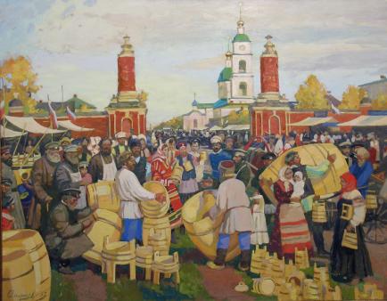 14 августа откроется ярмарка на площади Куйбышева