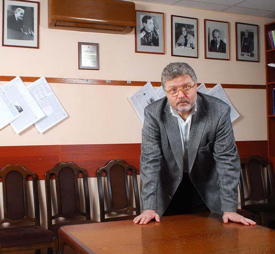 Как я охотилась за Юрием Поляковым