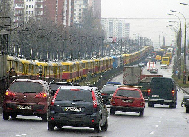 Московское шоссе перекроют в новых местах