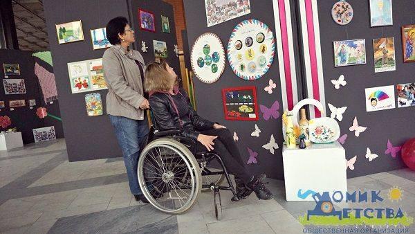 В Самаре открывается выставка творчества детей-инвалидов