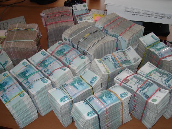 Самарский бухгалтер похитила 6,5 миллионов