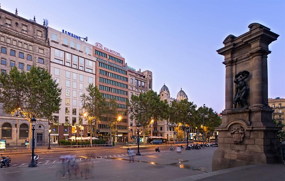 Отдых в Барселоне в марте