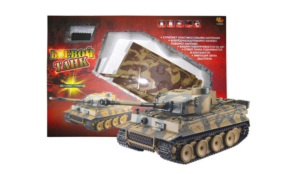 Почему стоит купить Танковый бой на радиоуправлении?