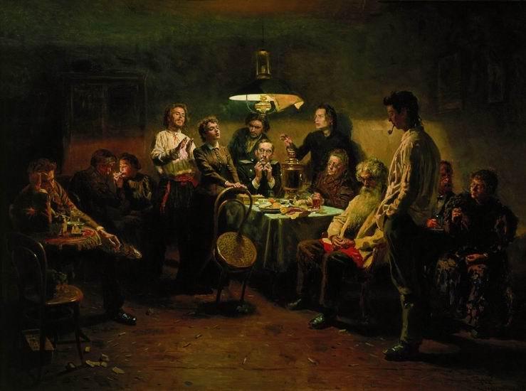 Великолепная тематическая вечеринка