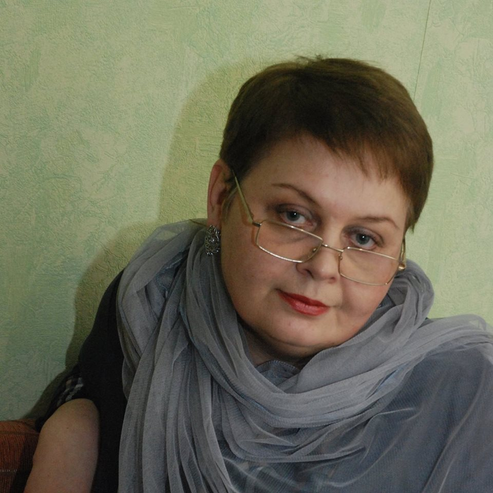 Елена Молодцова