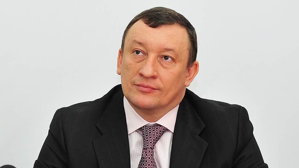 Александр Фетисов назначен зампредом регионального правительства