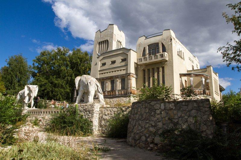 Готовимся к ЧМ: в Самаре продолжают восстановливать исторические объекты