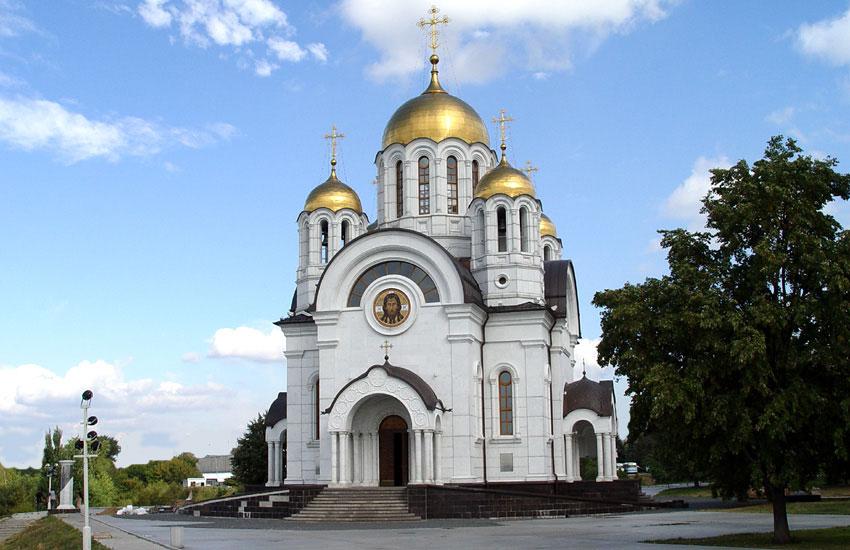 На ремонт участка возле храма в Самаре потратят 11 млн. рублей