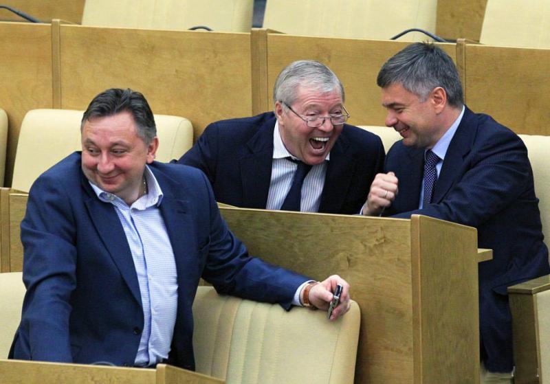 Депутататам Красноглинского района опять не хватает денег