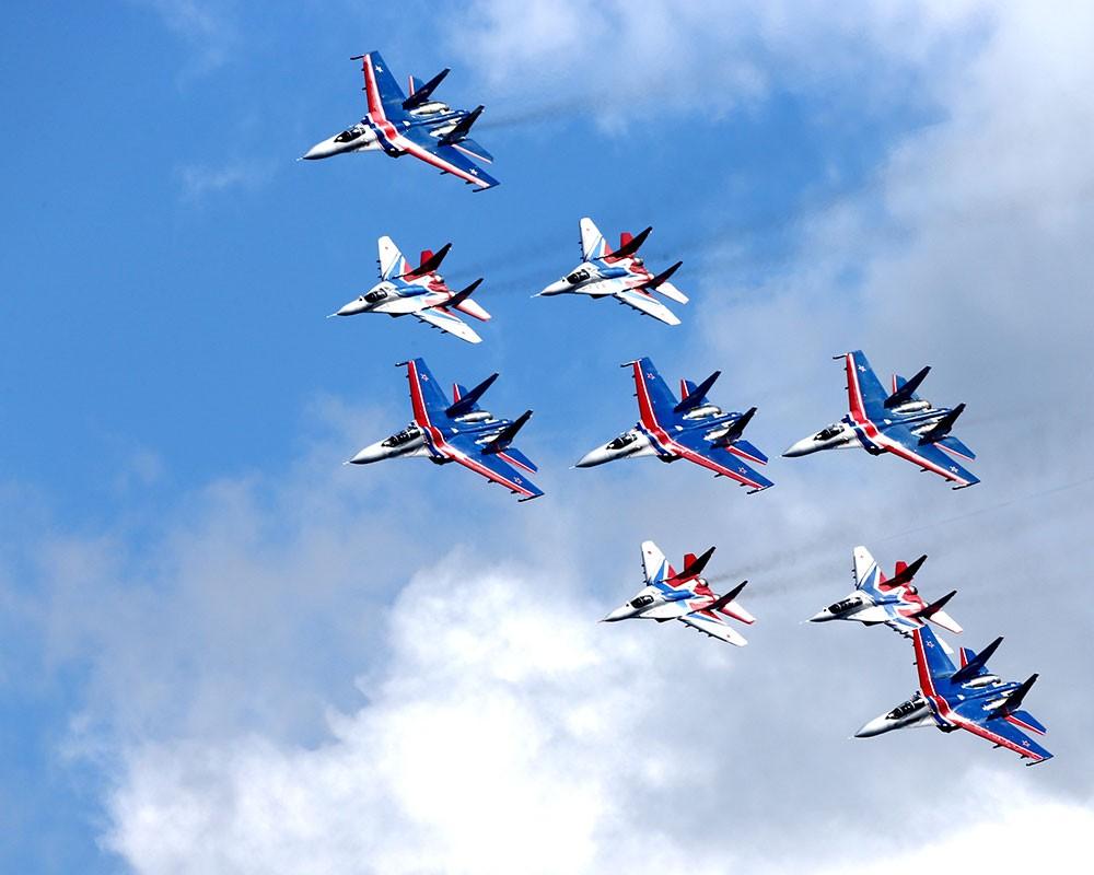 В День народного единства в Самаре состоится авиашоу