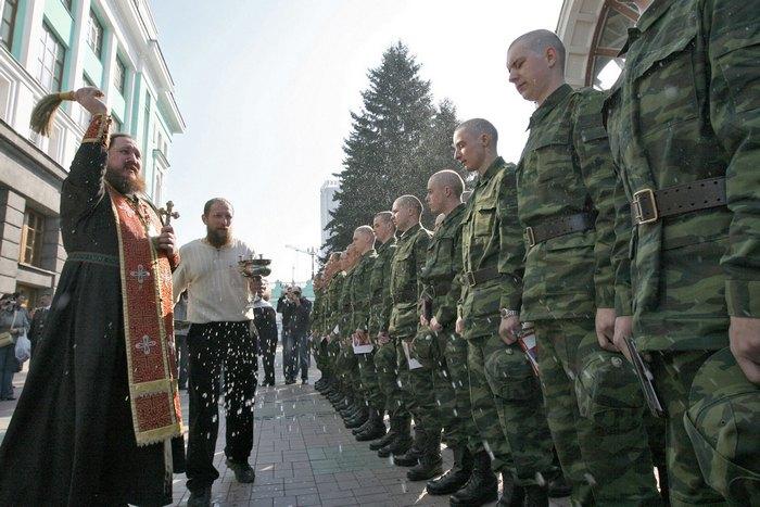 Первые итоги слёта военных священников под Самарой