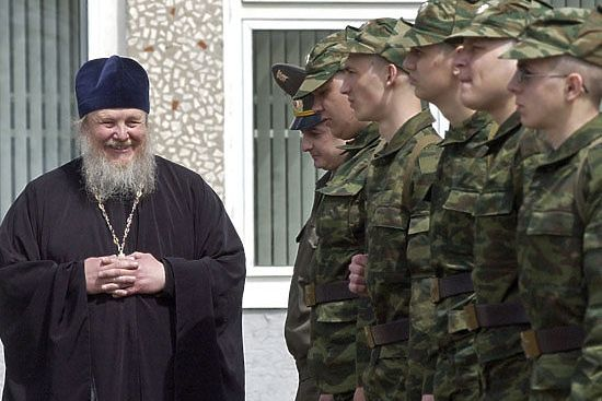 Слёт военных священников состоится под Самарой