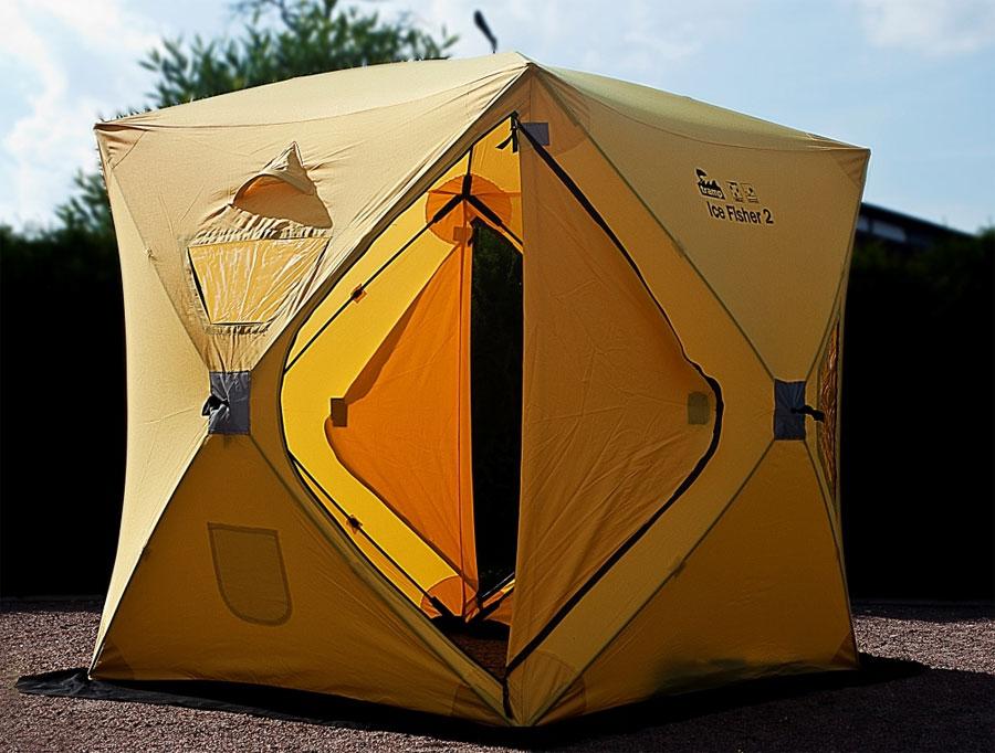 Что нужно знать,выбирая зимнюю палатку для походов?
