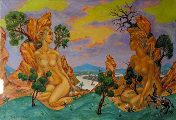 Выставка казанских художников откроется в музее Алабина