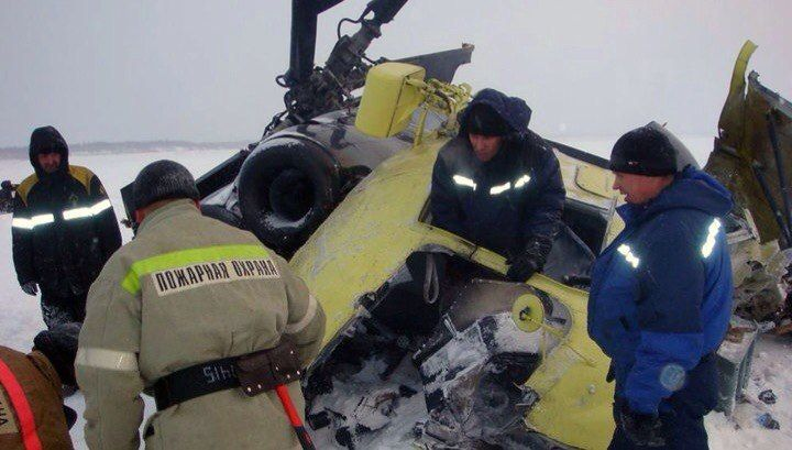 Командир разбившегося в Красноярском крае вертолета Ми-8 был выпускником Сызранского вертолетного училища