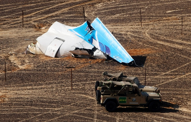 Катастрофу с А321 признали террористическим актом