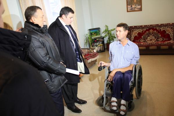 Хинштейн накажет чиновников, виновных в выселении инвалидов из пансионата в Самаре