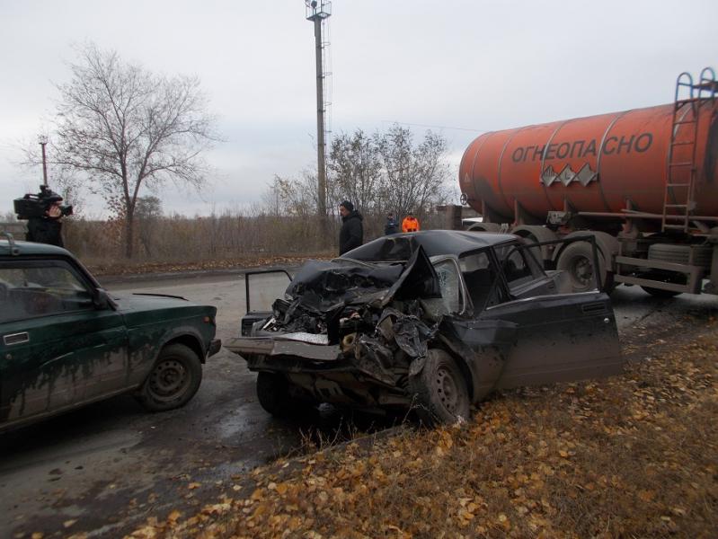 В Самарской области произошло несколько серьезных ДТП