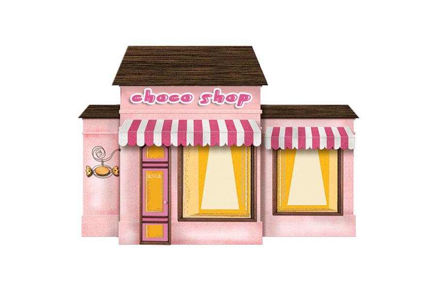 Где купить заграничные сладости?
