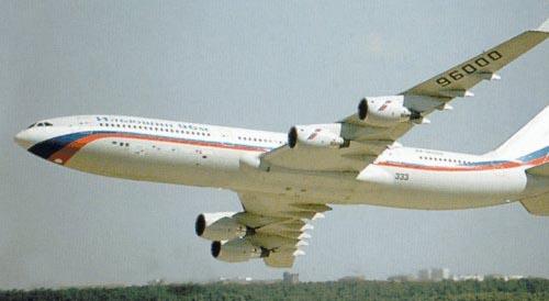 Производство самолетов «ИЛ-96» будет восстановлено