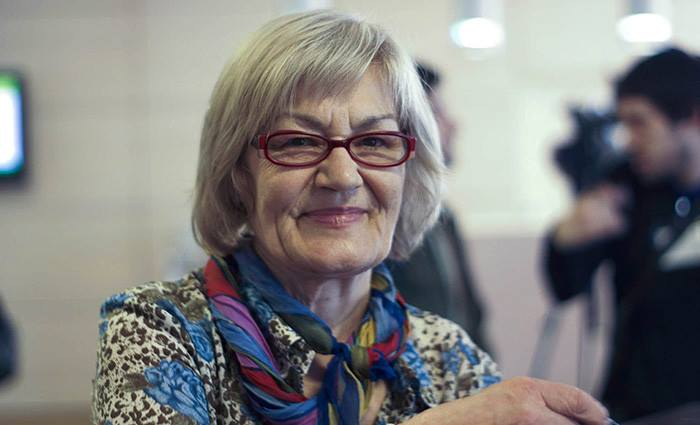 Людмила Кузьмина: «Это Левиафан для меня»