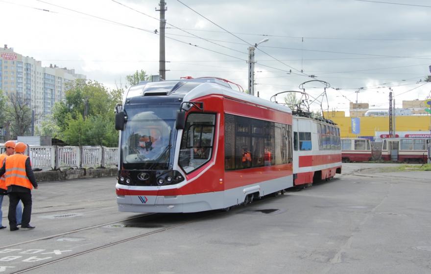 В 2016 году в Самаре появятся 20 низкопольных трамваев