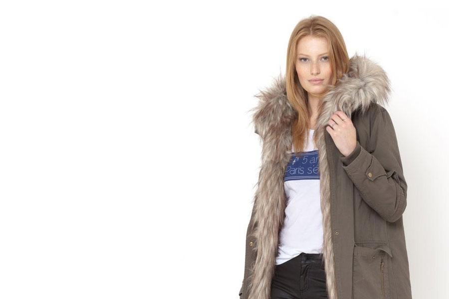 Женские парки, куртки, пальто от La Redoute: что согреет этой зимой?